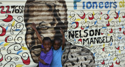 Nelson Mandela: What South Africans couldn't tell their kids about him